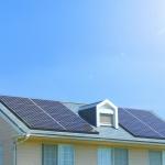 住宅への太陽光パネルの設置