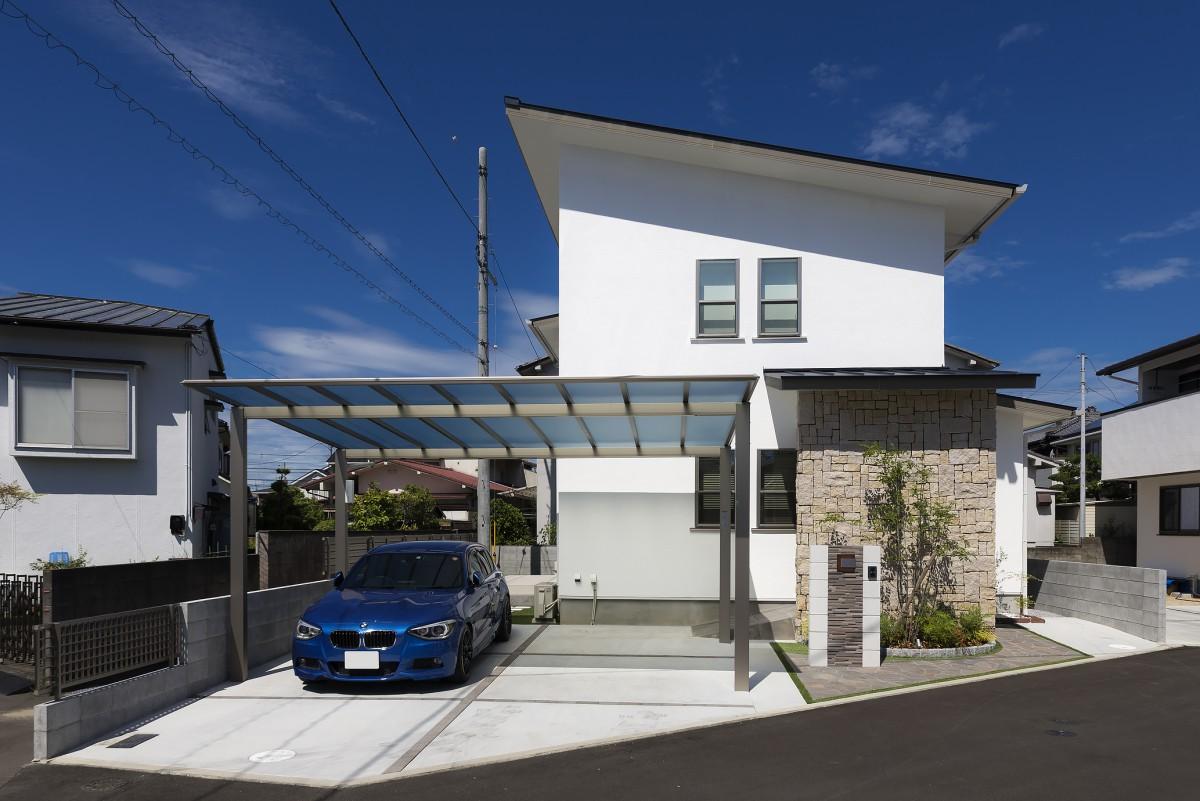 空気がキレイな「無添加住宅® 」で 後悔ゼロのカッコいい家を実現